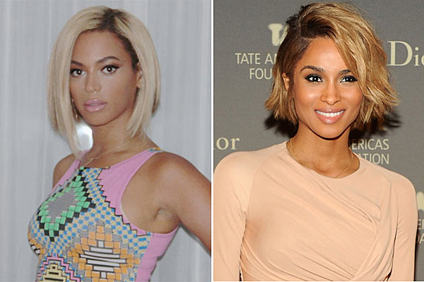 Beyonce vs. Ciara: Whose Blond Bob Do You Like More? - Readers Poll