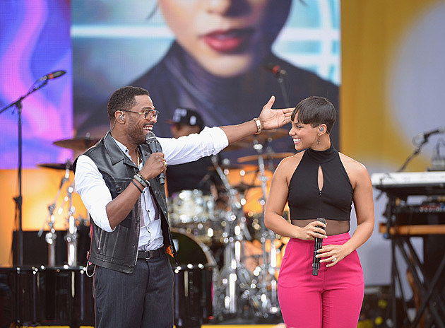 Maxwell, Alicia Keys