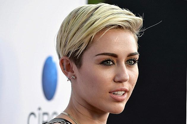 Miley Cyrus Hair 2014