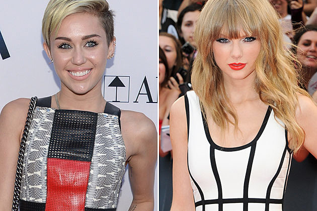 miley cyrus taylor swift