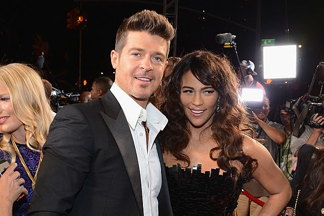 Mystery Woman Responds to Robin Thicke Butt-Grabbing Photo Scandal