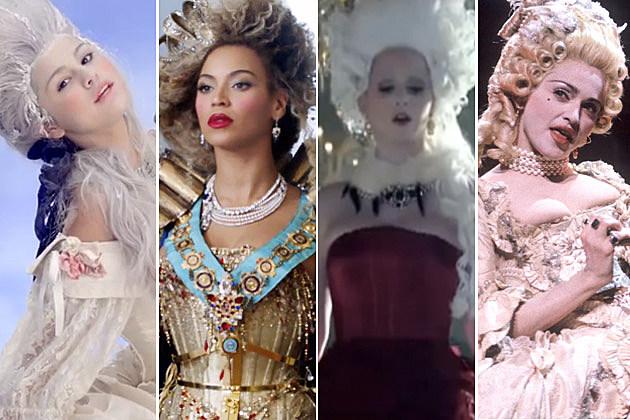 Selena Gomez Beyonce Katy Perry Madonna Wigs