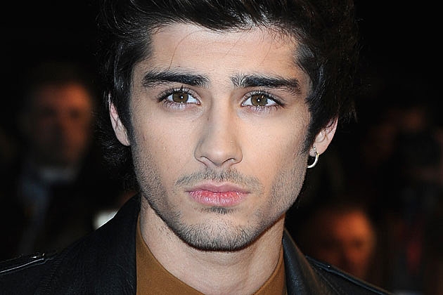 Zayn Malik Eyes One Direction&#...