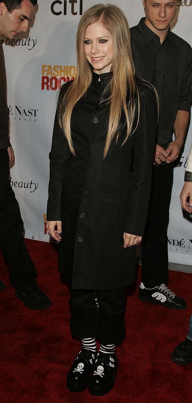Avril Lavigne 2004