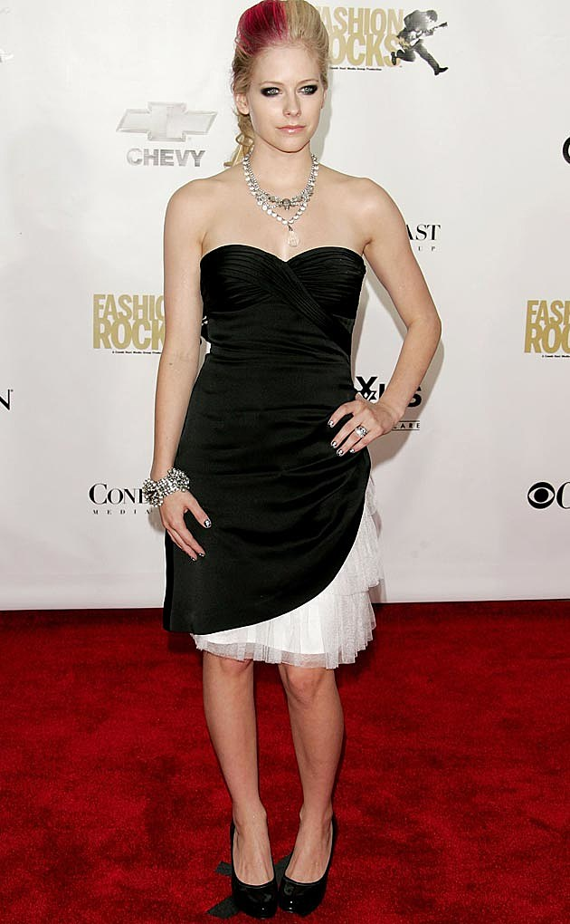 Avril Lavigne 2007