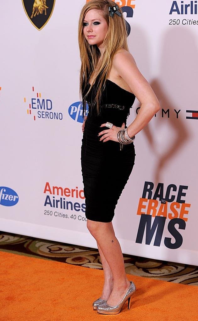 Avril Lavigne 2010