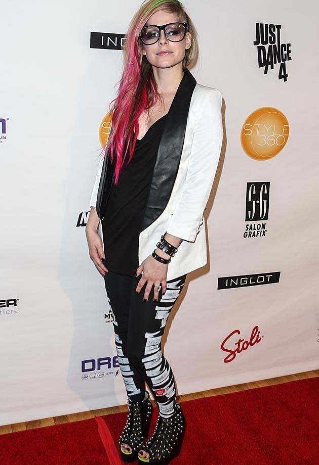 Avril Lavigne 2012