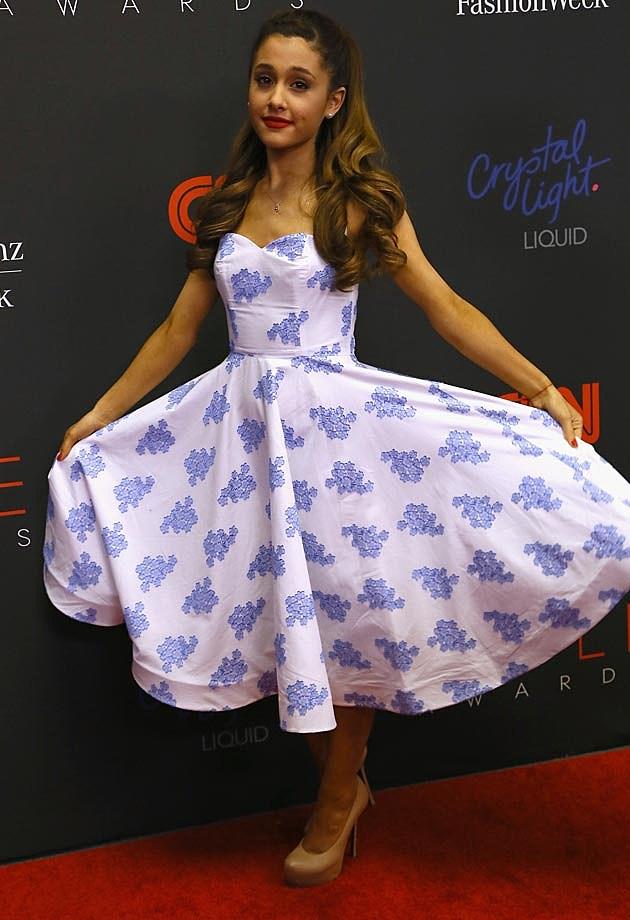 Ariana Grande Style Awards