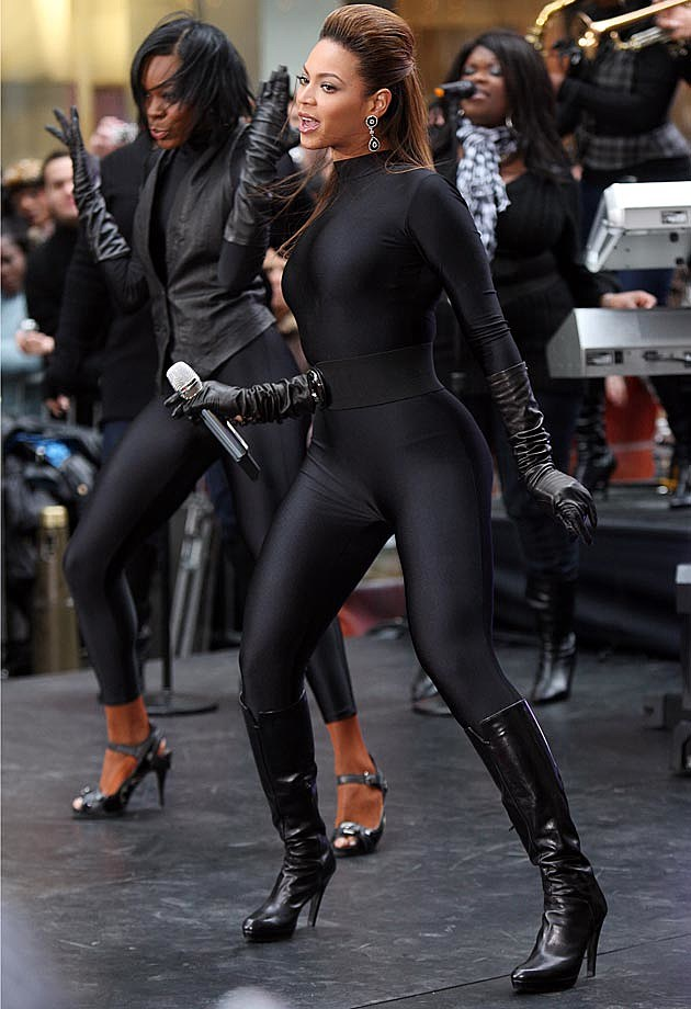 Beyonce Catsuit 2008