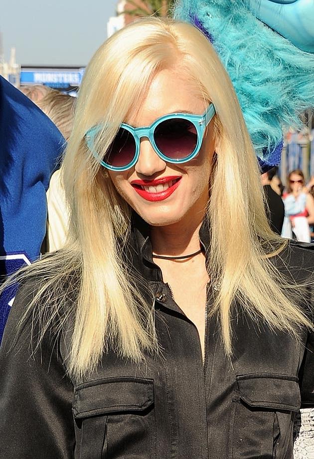 Gwen Stefani Straight