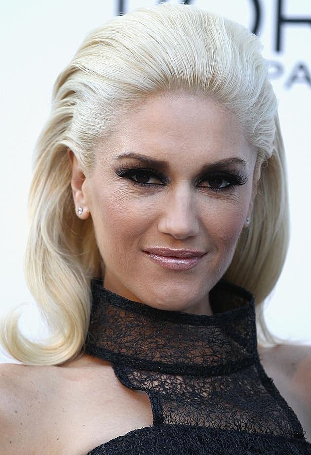 Gwen Stefani Bouffant