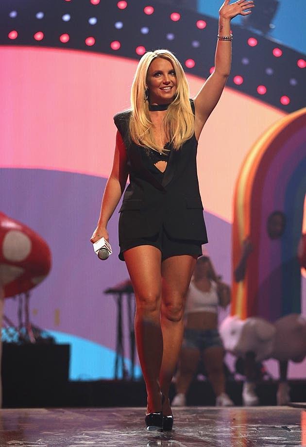 Britney Speras iHeart Radio