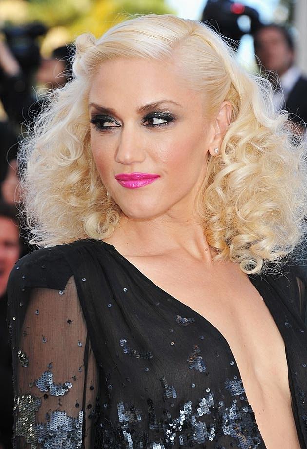 Gwen Stefani Disco Frizz