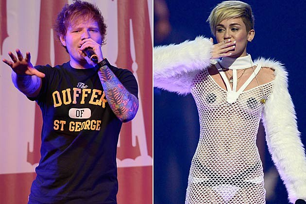 I Think Encouraging Young People To Twerk Might Be By Ed Sheeran Like Success