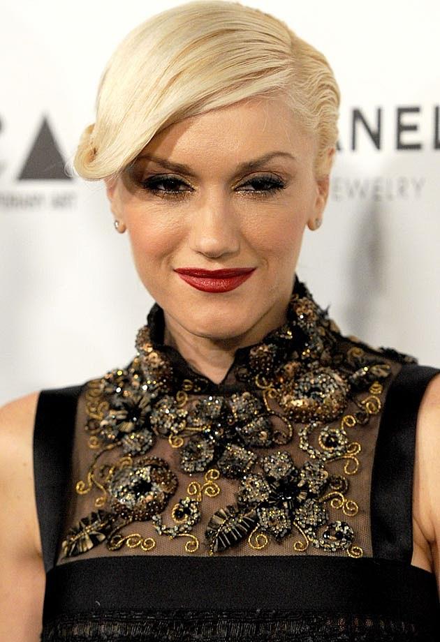 Gwen Stefani Faux Pixie