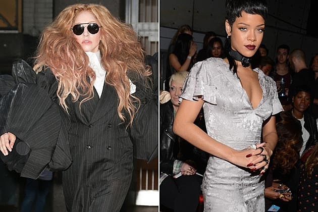 Gaga Rihanna