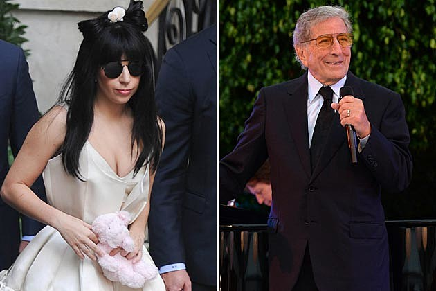 Lady Gaga Tony Bennett