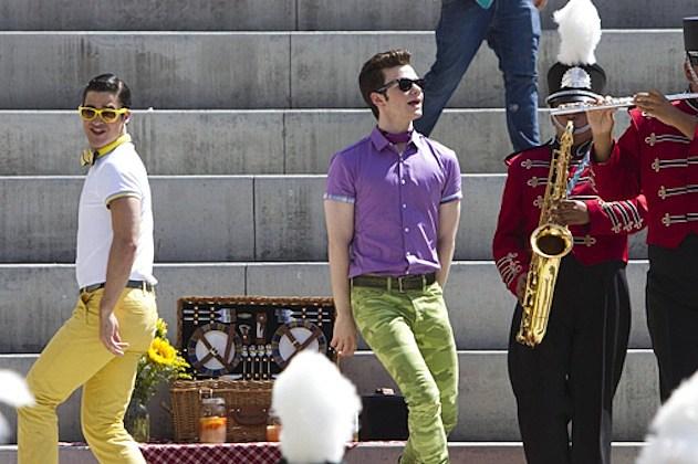 Glee 5x01 Love, Love Love