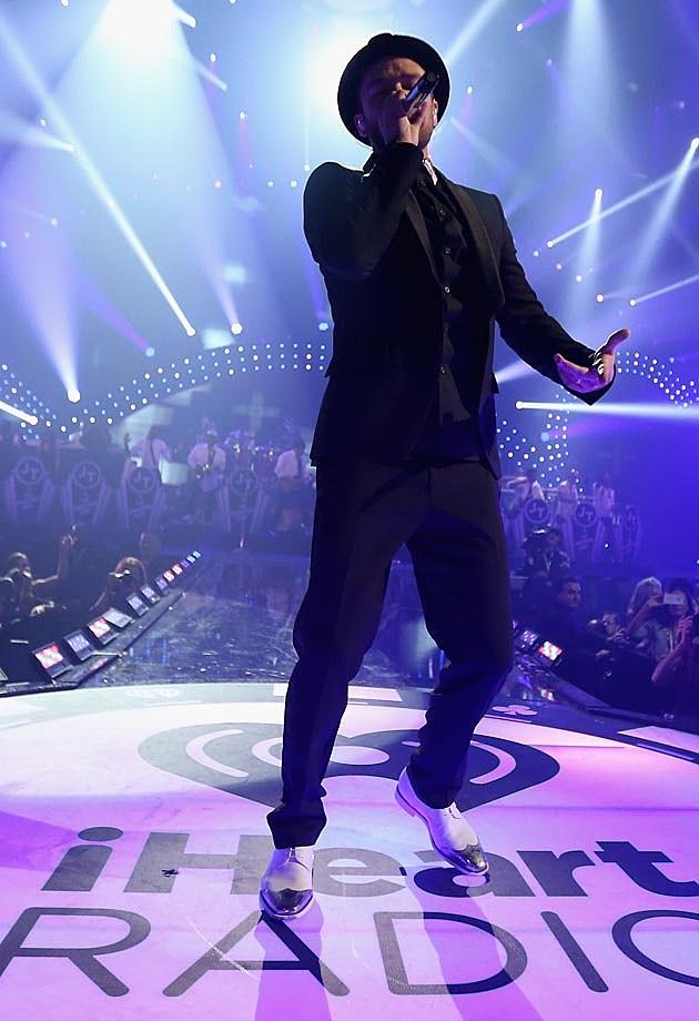 Justin Timberlake iHeart Radio