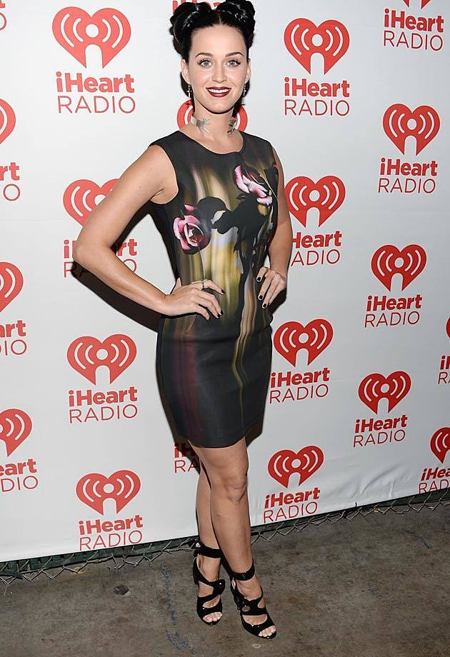 Katy Perry IHeart Radio