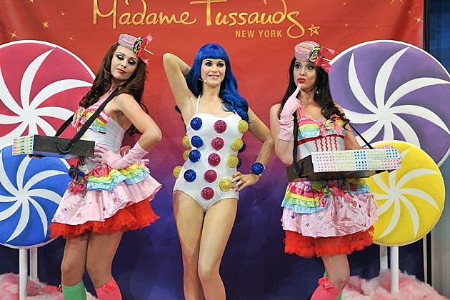 Katy Perry Wax Figure
