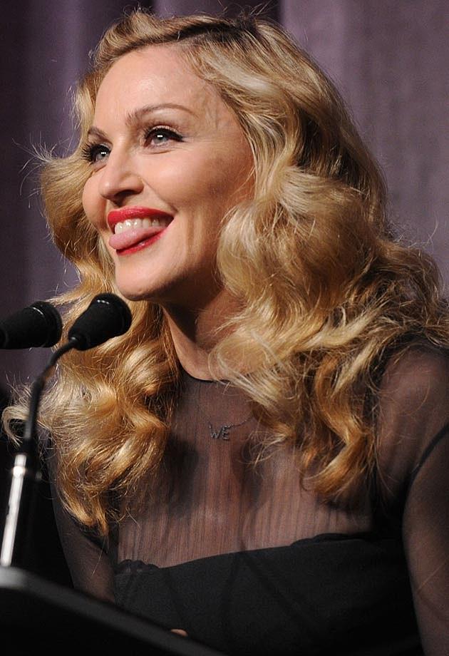 Madonna Tongue