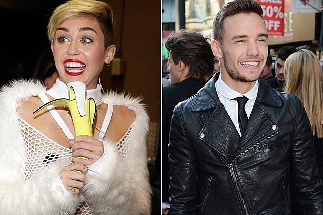 Miley Cyrus Liam Payne