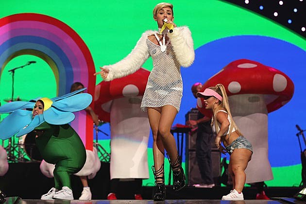 Miley Cyrus iHeart Radio