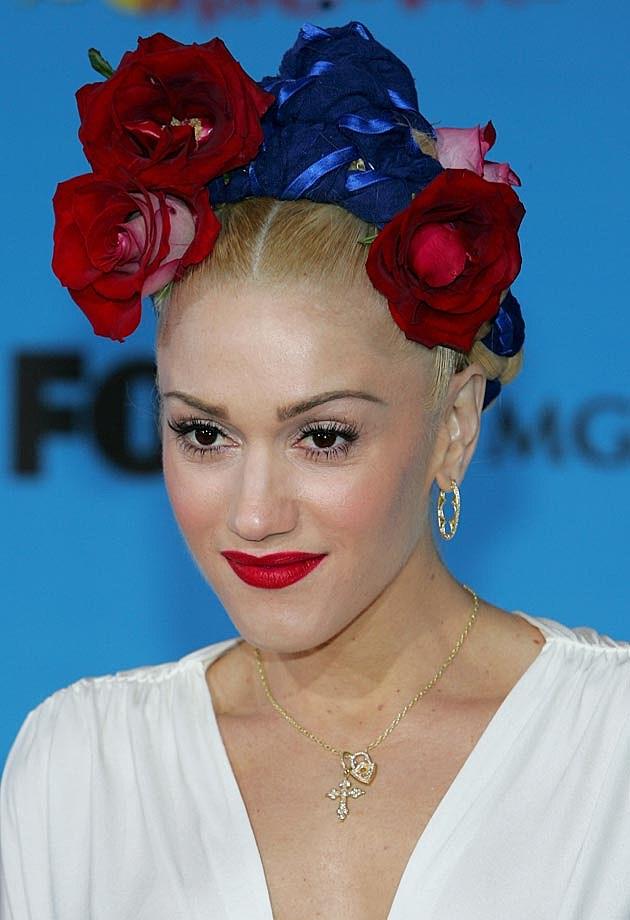 Gwen Stefani Flowers