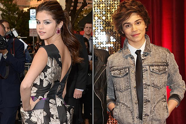 Selena Gomez George Shelley