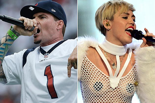 Vanilla Ice Miley Cyrus