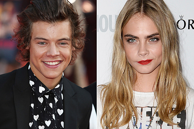 Harry Styles Cara Delevingne