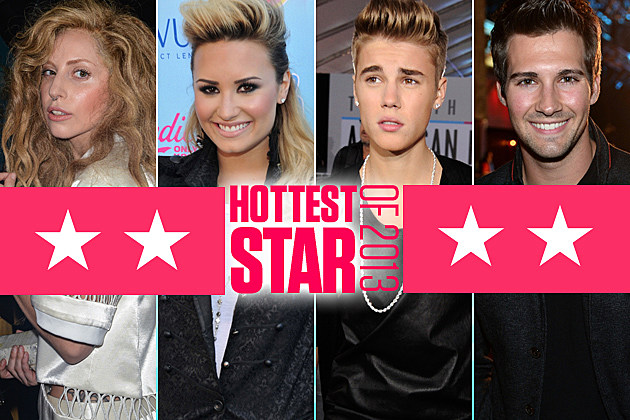 Hottest Star of 2013