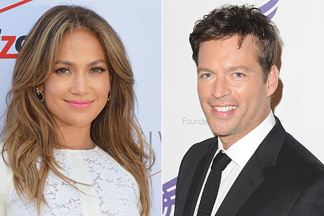 Jennifer Lopez, Harry Connick Jr.