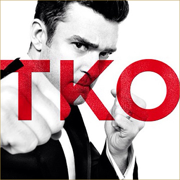 Justin Timberlake TKO Artwork