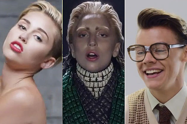 miley gaga harry