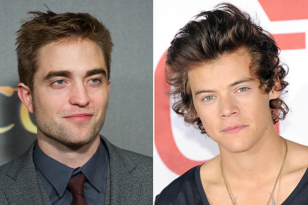 Robert Pattinson, Harry Styles