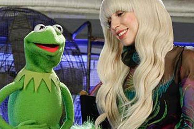 Gaga Kermit