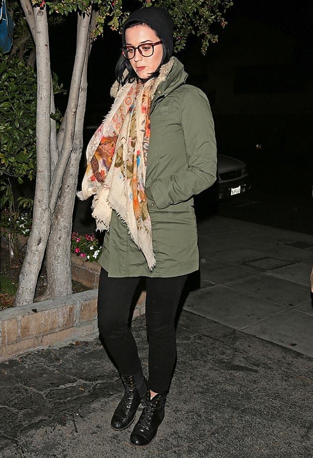 Katy Perry Fall Fashion