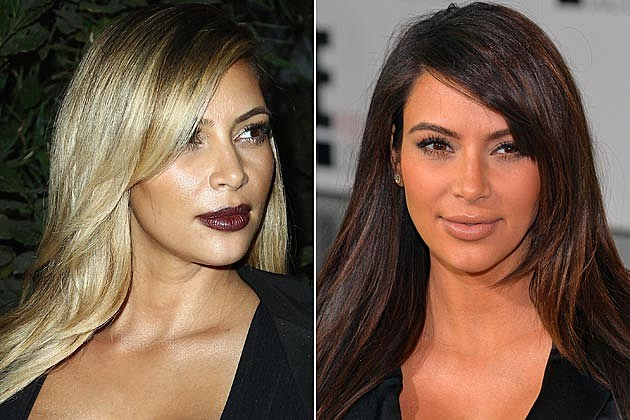 celebrities their natural hair colors