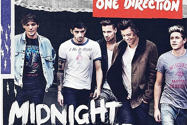 One Direction Reveal Cover + Track Listing for 'Midnight Memories'