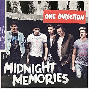 One Direction, 'Midnight Memories'