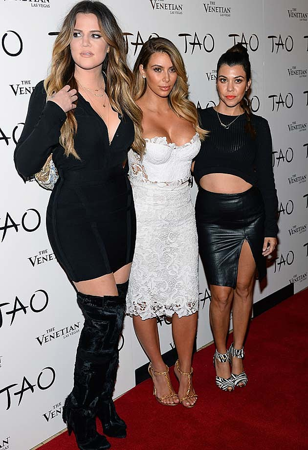 Kim Kardsahian Bday Party