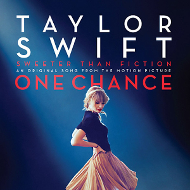 Taylor Swift 'Sweeter Than Fiction' from 'One Chance' Soundtrack