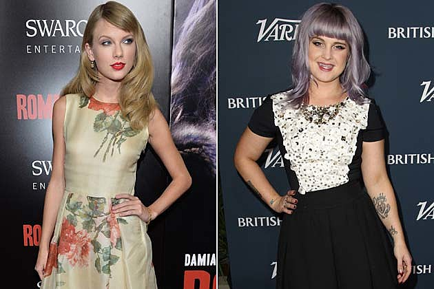 Taylor Swift Kelly Osbourne