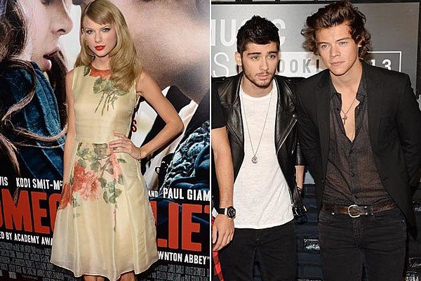 Did Taylor Swift Have Her Eye on Zayn Malik Before She Dated Harry Styles?