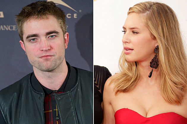 Robert Pattinson Dylan Penn