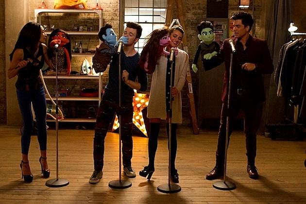 'Glee' 5x07