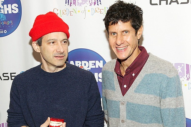 Adam Horovitz, Mike Diamond