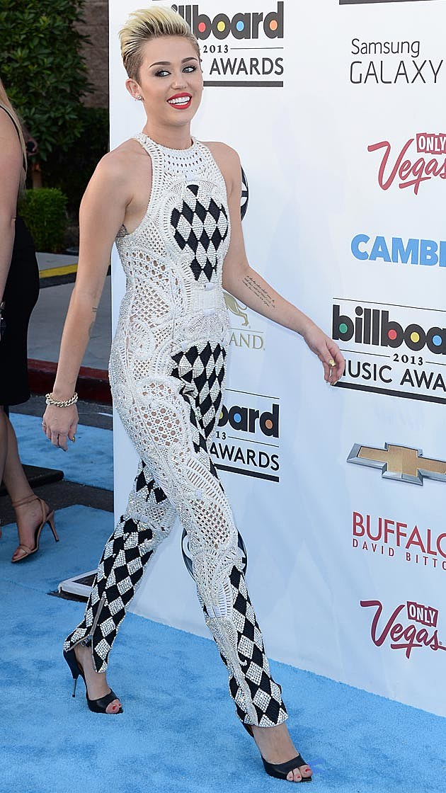 Miley Cyrus Balmain